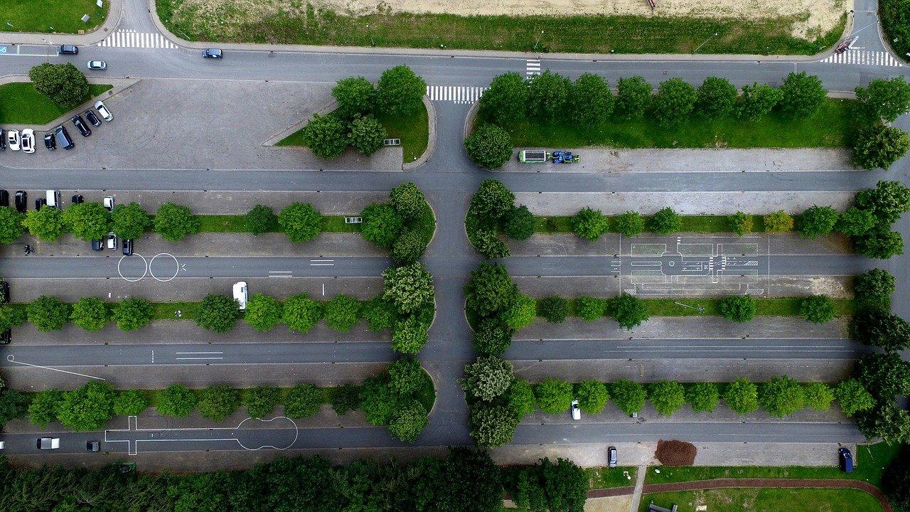 Parkplätze Neckartal-Radweg An- und Abreise