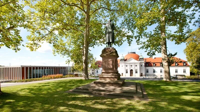 Schillerstadt Marbach_Literaturmuseum der Moderne_Schiller Nationalmuseum Kultur Neckartal-Radweg