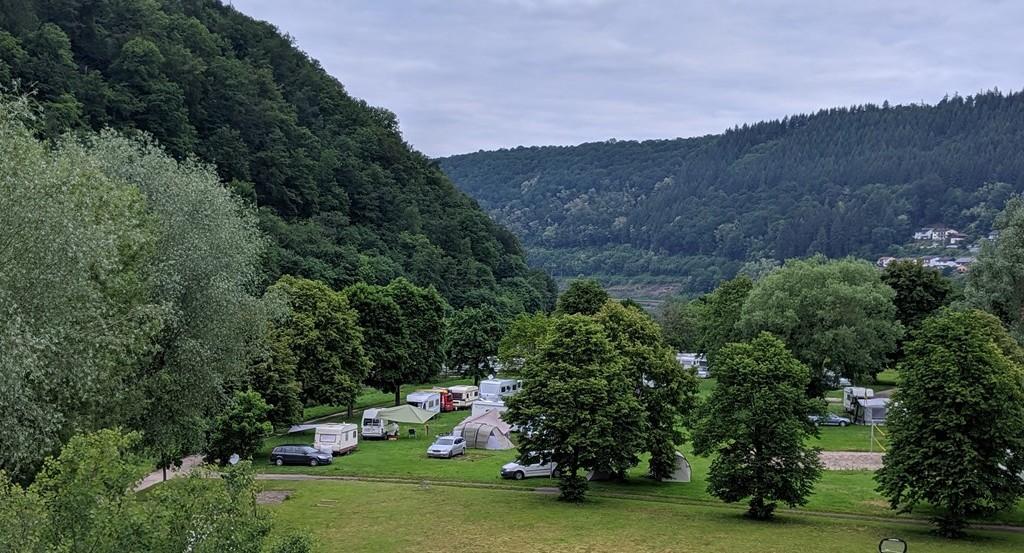 Odenwald River Camp Neckargerach